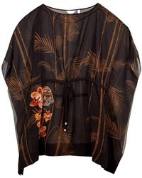 Ted Baker Cemiaa - Cover Up - Tunique Kleed - Zwart