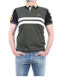 Aeronautica Militare - Polo t-shirt - Lyst