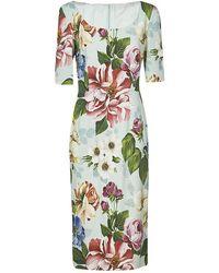 Dolce & Gabbana Dresses - Groen