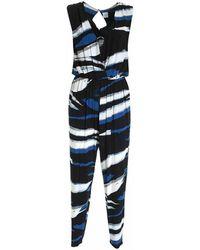 Max Mara Jumpsuit 36410118600 007 - Blauw