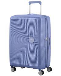 American Tourister Suitcase - Blu