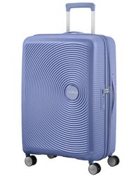 American Tourister Suitcases - Blauw