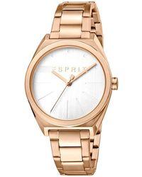 Esprit Watch Mod. Es1l056m0065 - Geel