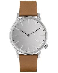 Komono Watch - Braun