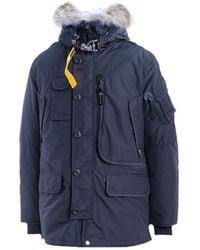 Parajumpers Coats - Bleu