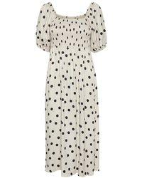 Polo Ralph Lauren Dora short dress - Bianco