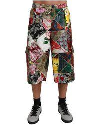 Dolce & Gabbana Lässige Shorts - Rot