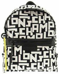 Longchamp LE Pliage LGP - Backpack - Nero