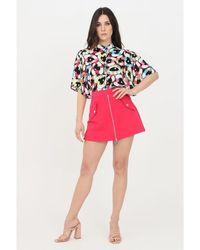 Love Moschino Shorts Rosa