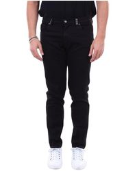 Michael Coal Trousers Ryan1014w342c - Zwart