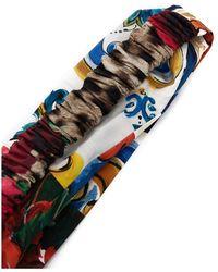 Dolce & Gabbana Cerchietto per capelli - Rosso