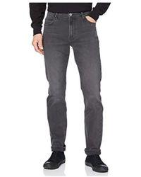 Lee Jeans Pantalon rider l701pcsv - Gris
