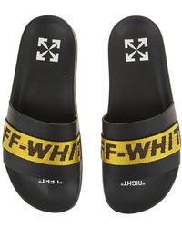 Off-White c/o Virgil Abloh Sandals - Zwart