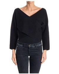 Diane von Furstenberg Sweater - Noir
