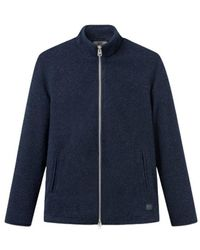 Brixtol Textiles Seven Jacket - Bleu