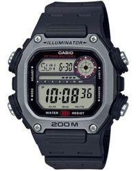 G-Shock Watch Dw-291h-1a - Zwart