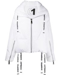 Khrisjoy Khris Puffer Jacket - Wit