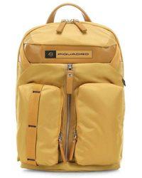 Piquadro Backpack - Geel