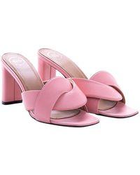 Atp Atelier Sandals - Roze