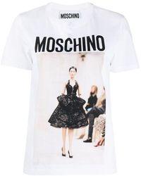 Moschino T-shirt - Bianco