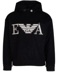 Emporio Armani Sweatshirt - Zwart