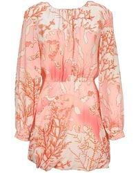 Stella McCartney Dress 603042sra59 - Rood