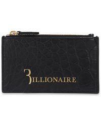 Billionaire Card Holder - Zwart