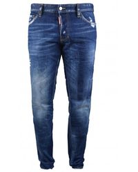 DSquared² - Slim Jeans - Lyst