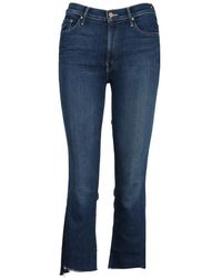 Mother Jeans - Blauw