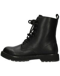 CafeNoir C1fa9000 Boots - Zwart