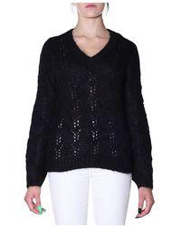 Dondup Sweatshirt Dt149 - Zwart