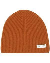 Marc O'polo Hat - Oranje