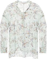 AllSaints 'Andia' top - Bianco