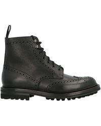 Church's Boots - Zwart