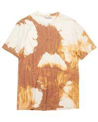 Acne Studios T-shirt - Bruin