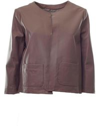 L'Autre Chose Jacket - Roze