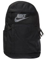 Nike Branded Backpack - Zwart