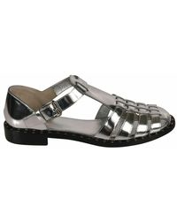 Church's Dx00939aaof0ayg Leather Sandals - Grijs
