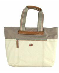 La Martina Shopping Bag - Neutro