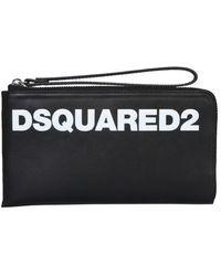 DSquared² Pe21dat02789 Shoulder Belt - Zwart