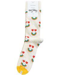 Happy Socks Underwear Red - Naturel