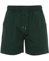 COLORFUL STANDARD Shorts - Groen