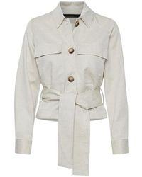 Inwear Cailaiw Jakker 30106350 - Naturel