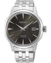 Seiko Presage Watch - Grigio
