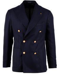Tagliatore Jacket - Bleu