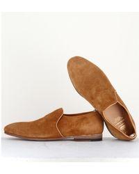 Officine Creative Slip-on moccasins Marrón