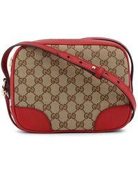 Gucci 449413_ky9lg Tas - Bruin
