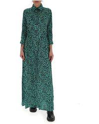 Laneus Dress - Groen
