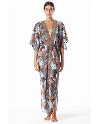 4giveness Kimono Fgcw0810-200 - Bruin