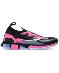 Dolce & Gabbana 'sorrento' Sneakers - Roze